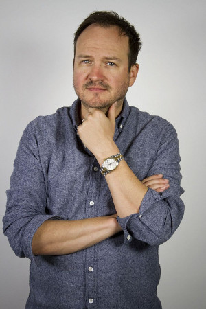 Matt Bearden is one of many local Austin Comics performing this year.