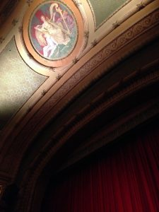 The old Paramount Theatre in Austin, TX