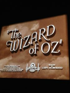 The Wizard of Oz Opening at The Paramount Theatre