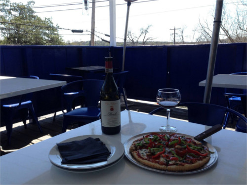 Stinson's Bistro Wine and Pizza