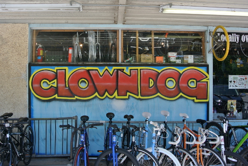 Clown Dog Bikes in Austin, TX