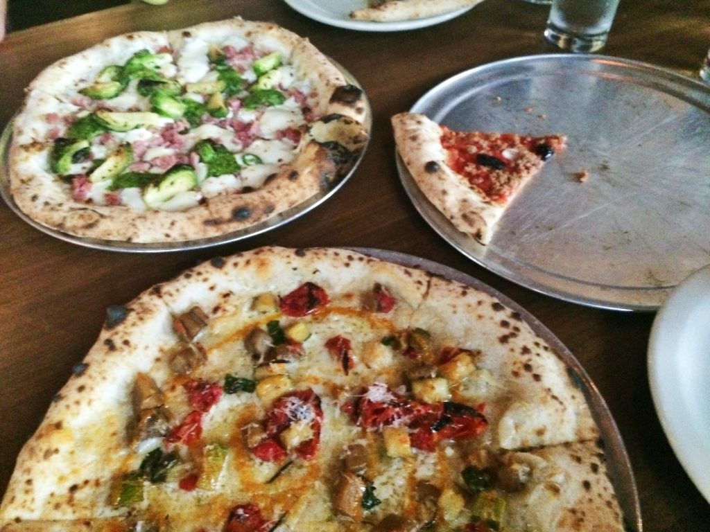 Neopolitan Pizza in Austin at Bufalina