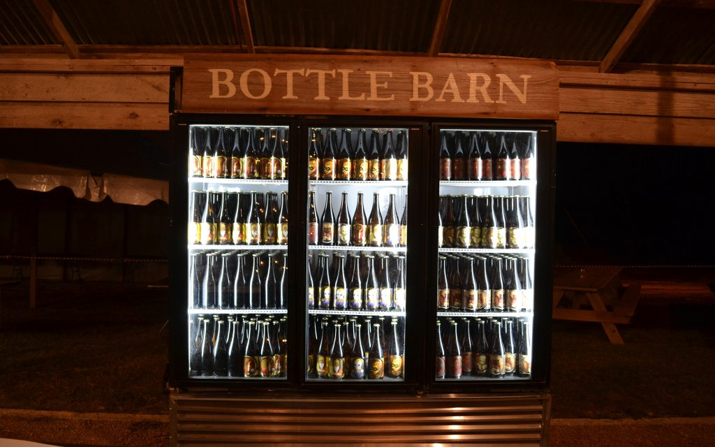 Bottle Barn at Stanley's Farmhouse Pizza