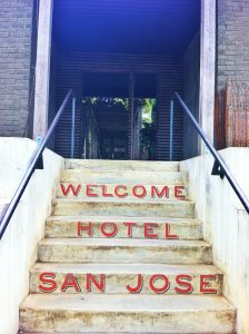 Welcome Hotel San Jose Steps
