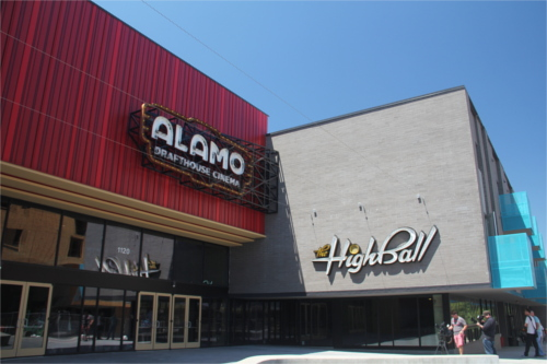 Alamo Drafthouse South Lamar Reopens