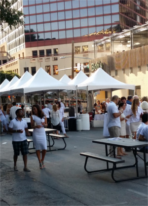 White Linen Night Austin