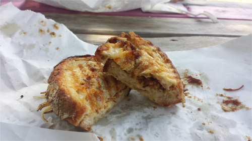 Grilled Cheese Sandwich at Burro Cheese Kitchen