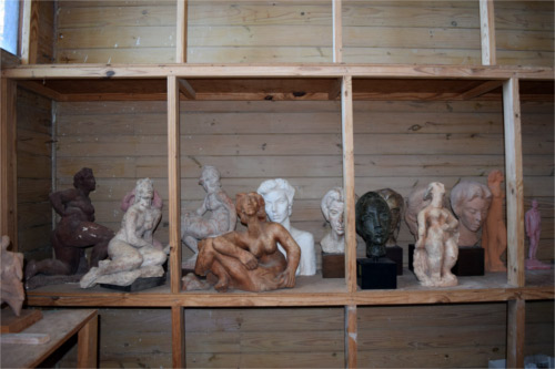 Charles Umlauf Workshop