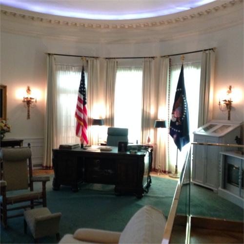 LBJ Library Oval Office