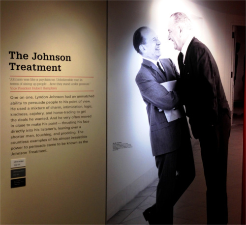 The Johnson Treatment