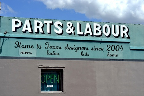 Parts & Labour in Austin
