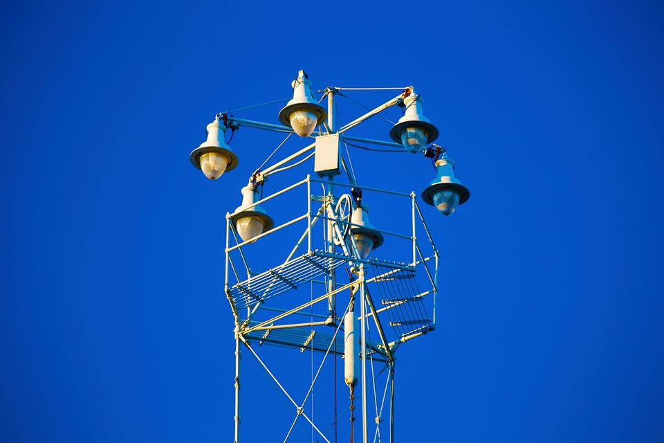 Austin Moonlight Tower Lights