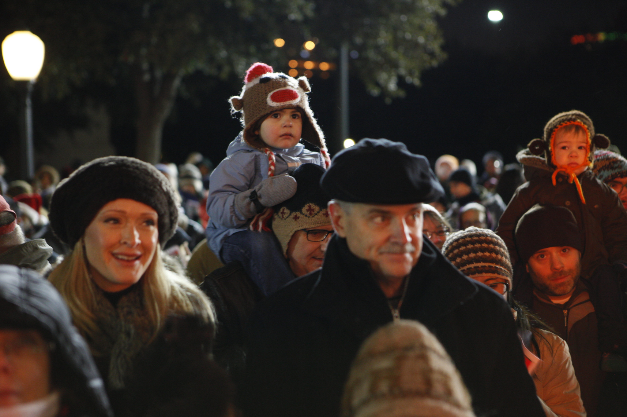 Holiday Sing-Along and Downtown Stroll in Austin