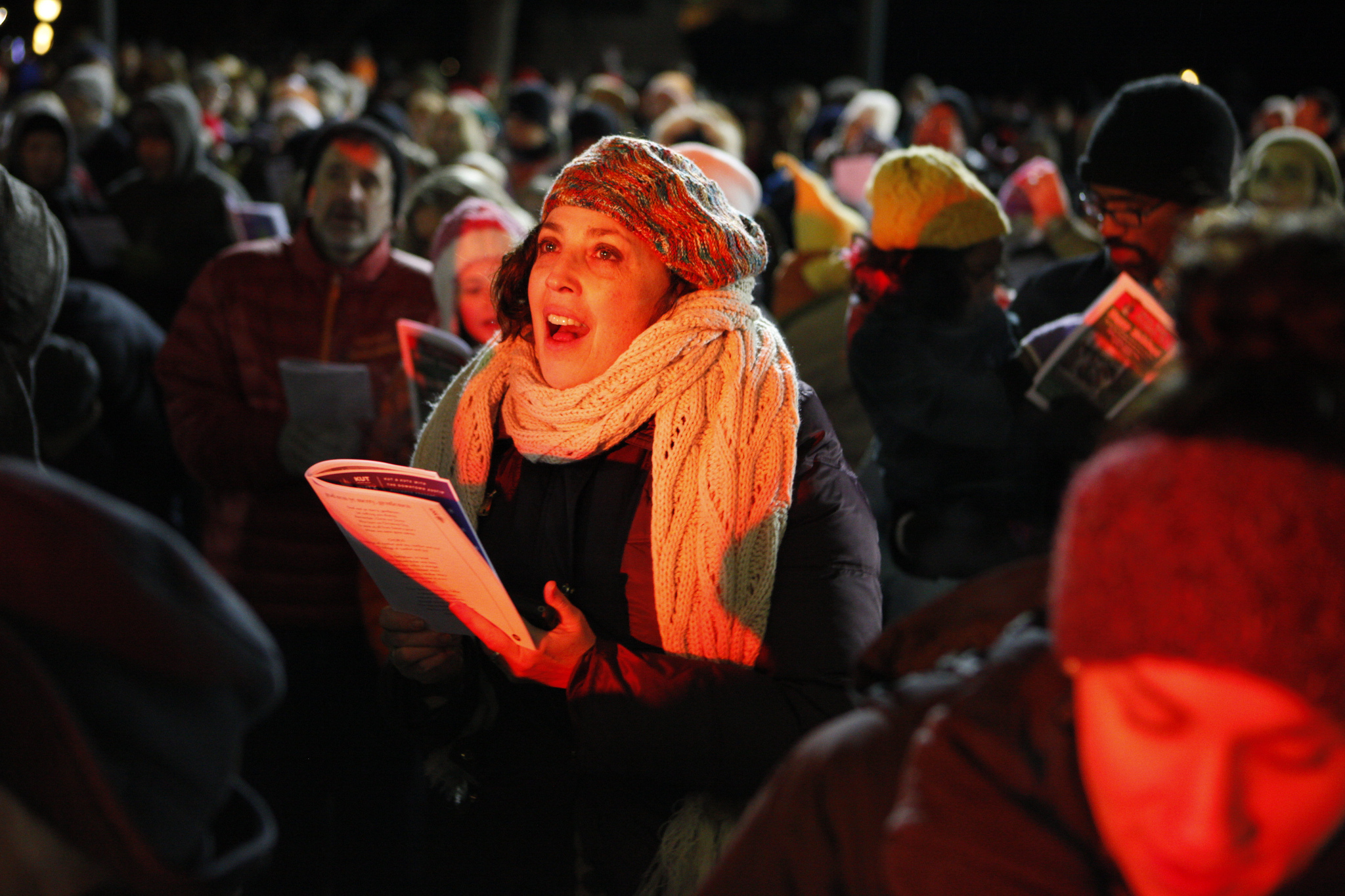 Holiday Sing-Along in Austin