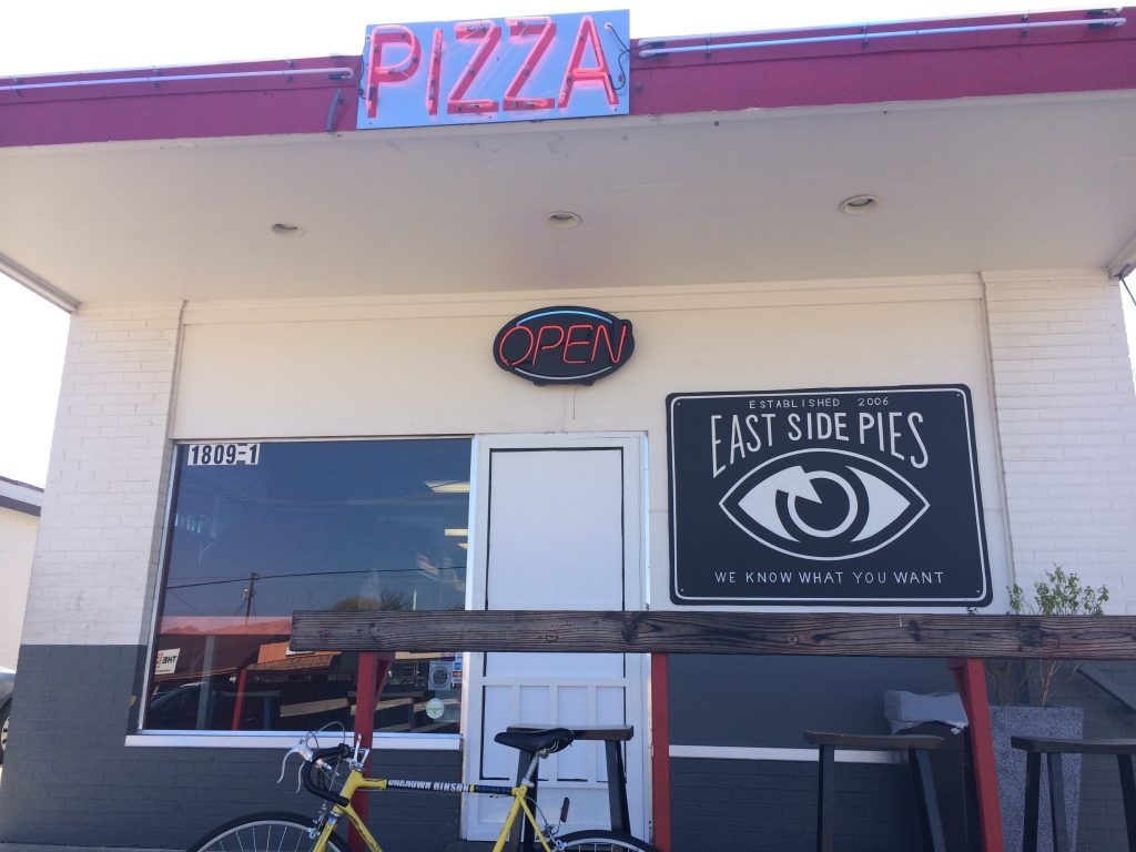 East Side Pies on W Anderson Ln
