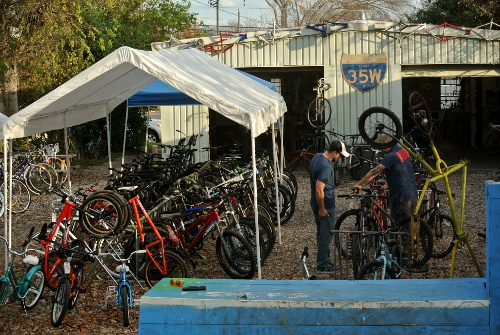 Austin Bike Farm New and Refurbished Bicycles