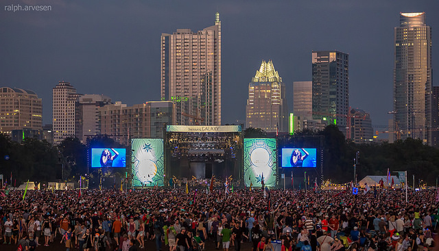 Austin City Limits Music Festival 2014
