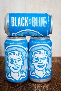 Cuvee Coffee's new Black & Blue cans