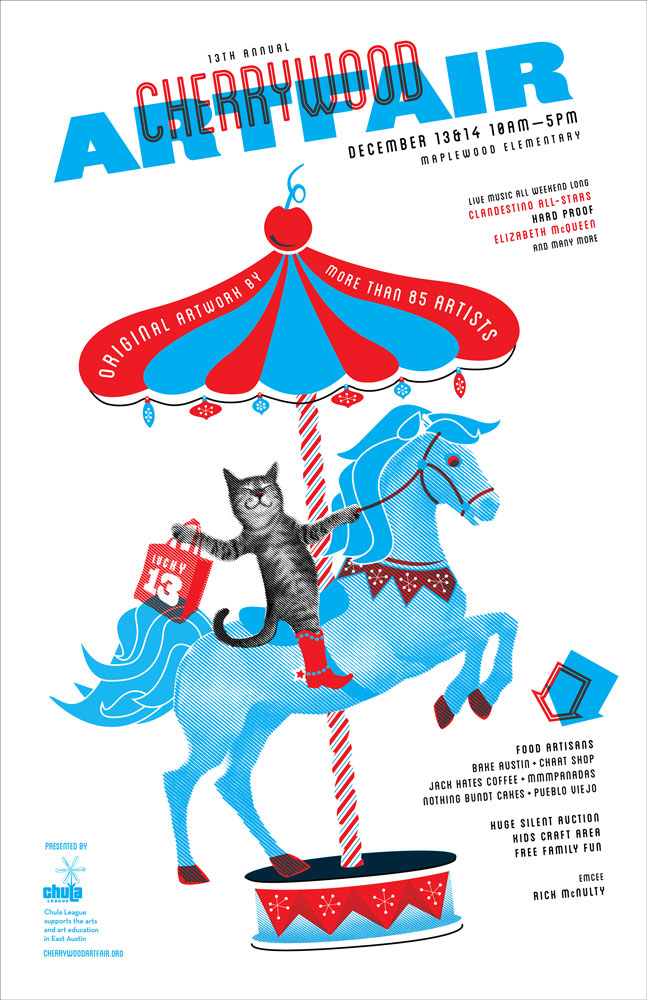 Cherrywood Art Fair Poster