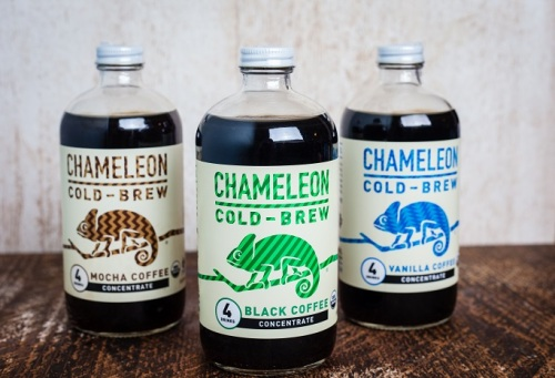 Chameleon Cold-Brew Coffee Concentrates