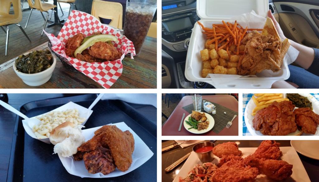 Best Fried Chicken in Austin