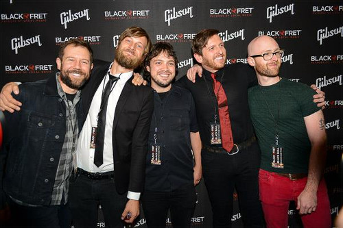 Quiet Company at Black Fret's Black Ball
