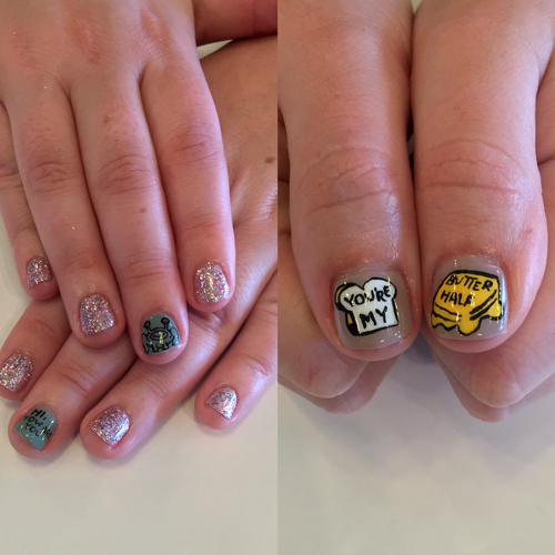 Austin Nail Designs By Sarah At Sugarcoat Nails