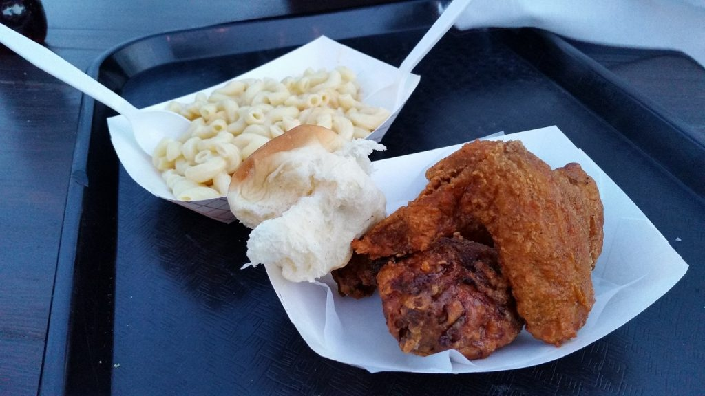 Ms P's Chicken And Mac Cheese