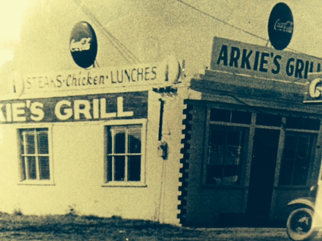 Arkie's Grill in Austin TX
