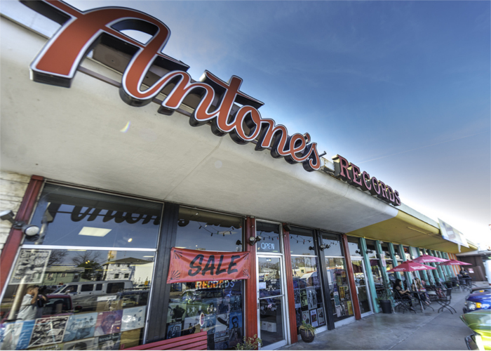 Antone's Record Shop in Austin