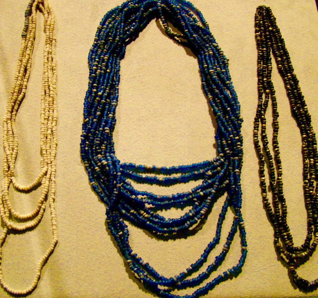 Beads for Indian Trade on La Belle