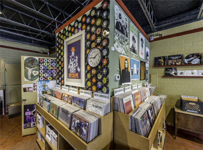 Breakaway Records in Austin, TX