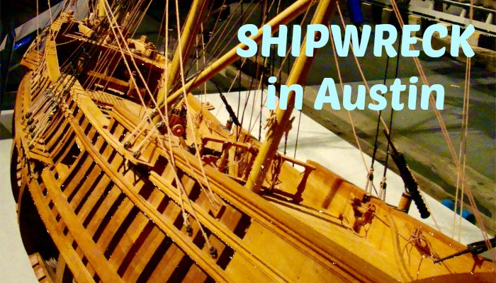 7 reasons to see a shipwreck in austin