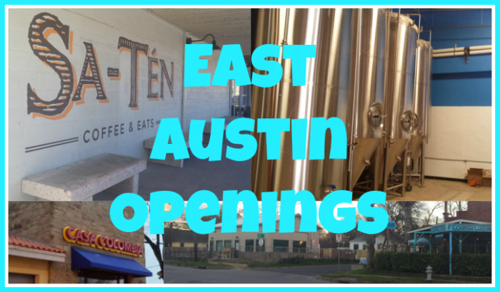 New East Austin Restaurant Openings