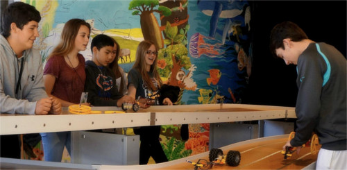 STEM Education at Hill Country Science Mill
