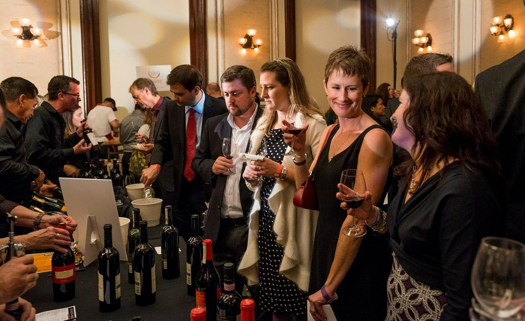 Wine and Food Foundation of Texas Event