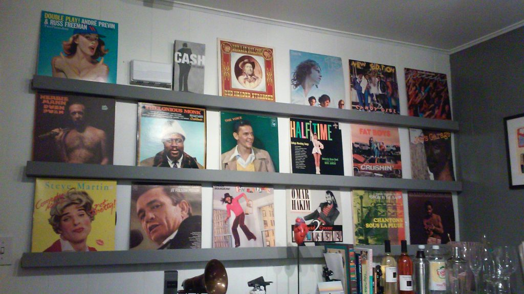 Christopher Locke record collection