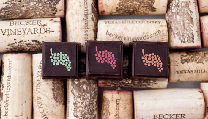 Delysia Chocolatier Truffles in Austin