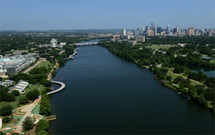 Lady Bird Lake Eastside Loop
