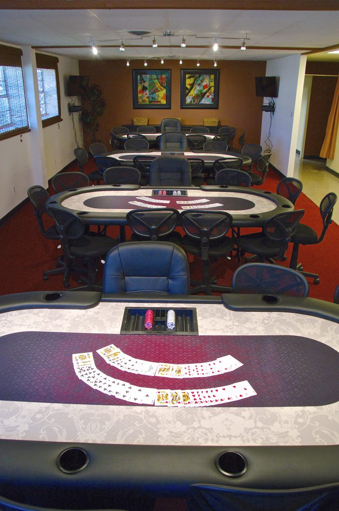 Texas Card House Poker Tables