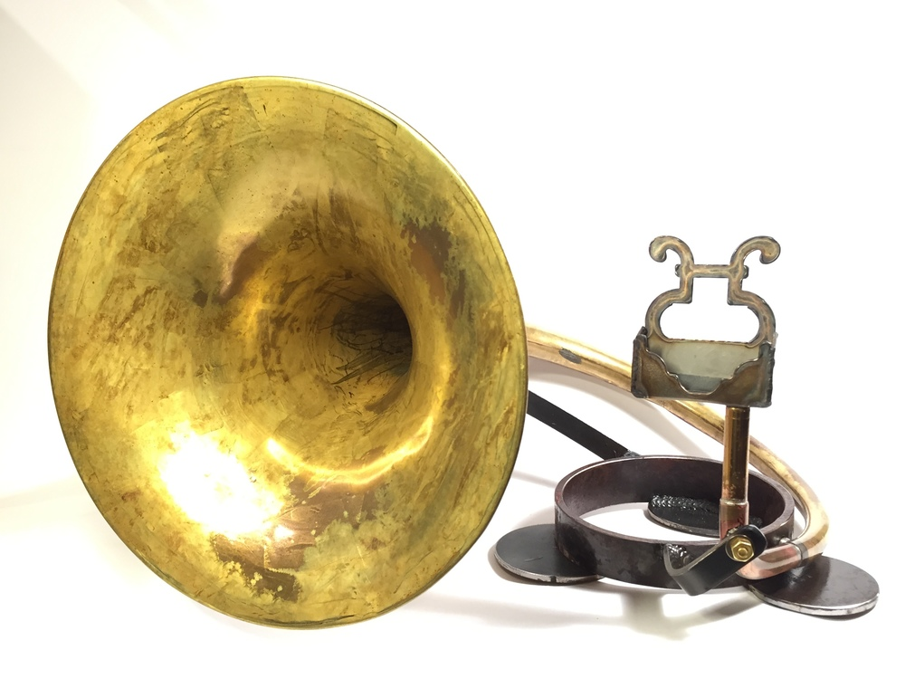 Victory Heartless Machine from French horn