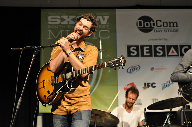 White Denim at SXSW 2011