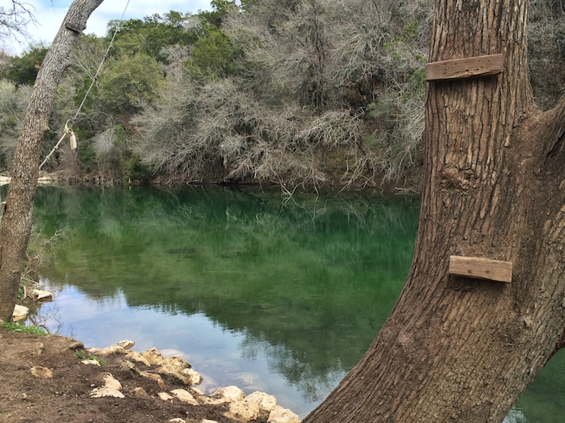 Austin Greenbelt Swimming Holes