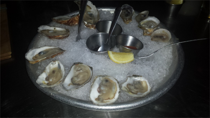 Parkside Oysters in Austin