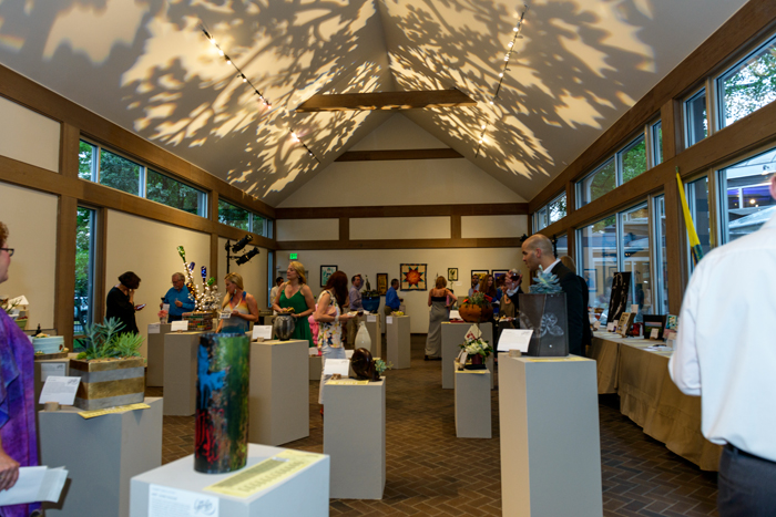 Umlauf Garden Party Silent Auction