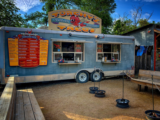 Guide to food trucks on south st street in austin
