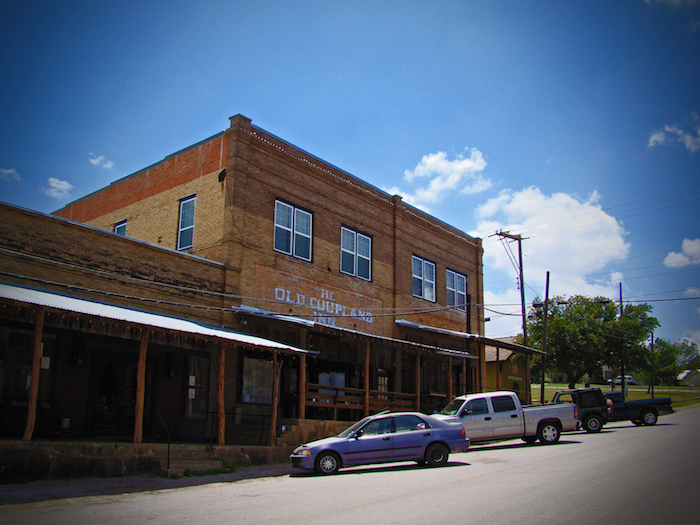 Old Coupland Inn and Dancehall in Elgin