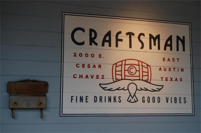 Craftsman Bar Austin