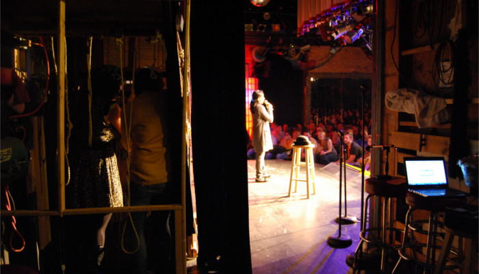 Esther's Follies Stage in Austin