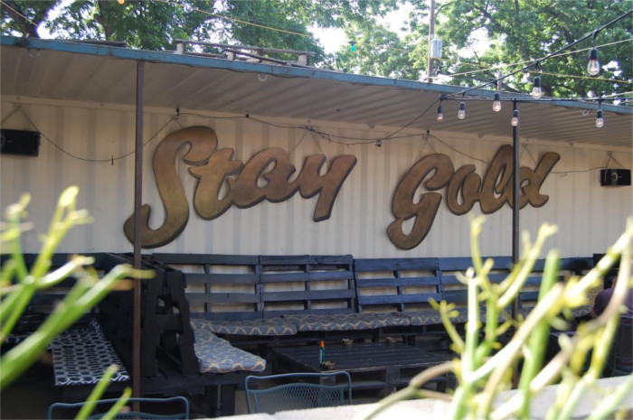 Stay Gold in East Austin